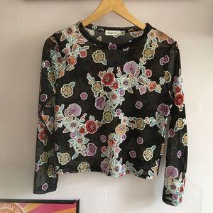 Urban Outfitters mesh shirt